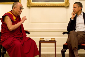 Will Dalai Lama meeting hurt Sino-U.S. ties?