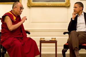 Will Dalai Lama meeting hurt Sino-U.S. ties?