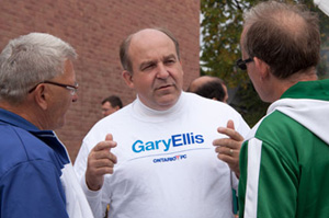 High profile candidates square off in Scarborough-Guildwood