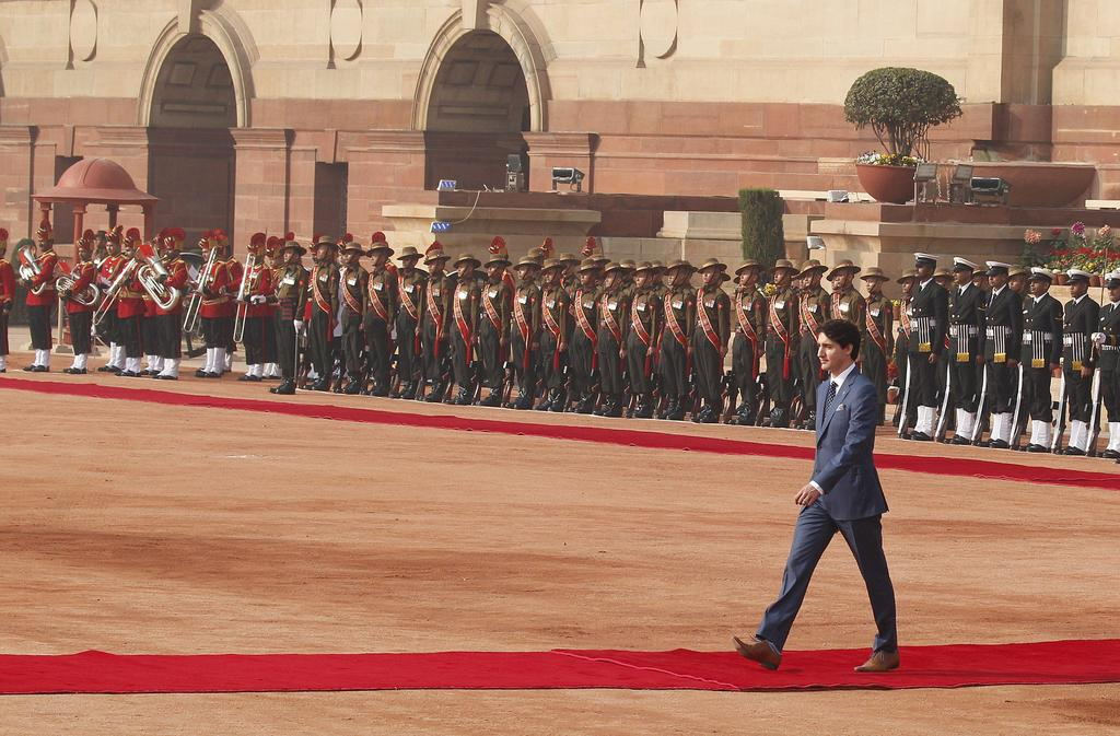 "Trudeau believes Indian government ""factions"" wrecked his diplomatic visit"